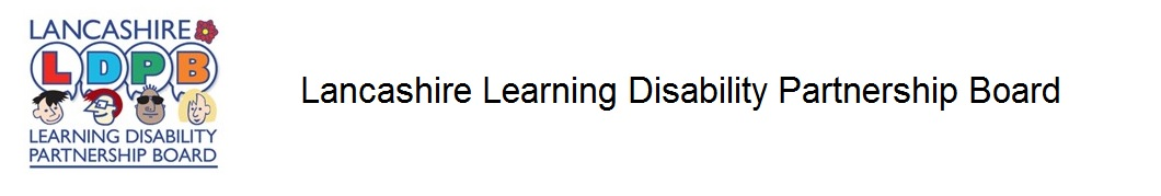 Lancashire Learning Disability Partnership Board